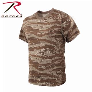 Rothco Tiger Stripe Camo T-Shirts-Rothco