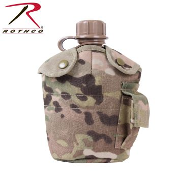Rothco GI Style MOLLE Canteen Cover-