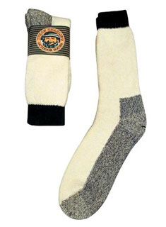 Rothco Heavyweight Natural Thermal Boot Socks-