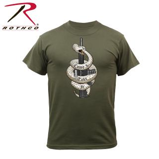 Rothco Come & Take It T-Shirt-Rothco