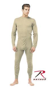 62020 Gen III Silk Weight Tops - Sand-Rothco