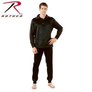 6241_Rothco ECWCS Poly Zip Collar Shirts-Rothco