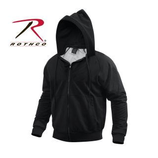 Rothco Thermal Lined Hooded Sweatshirt-