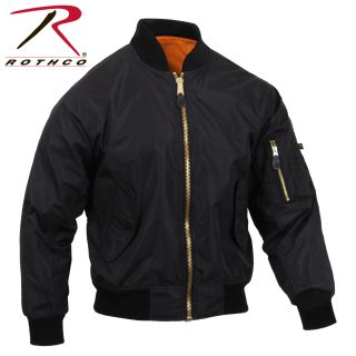 Rothco Lightweight MA-1 Flight Jacket-