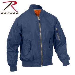 Rothco Lightweight MA-1 Flight Jacket-Rothco