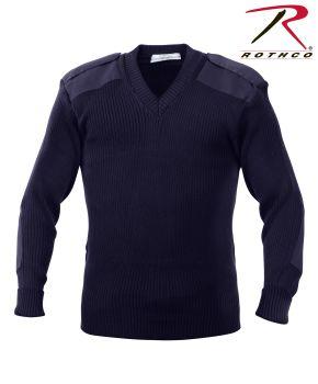 Rothco G.I. Style Acrylic V-Neck Sweater-Rothco