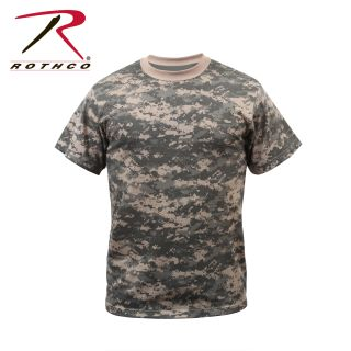 Rothco Long Sleeve Digital Camo T-Shirt-
