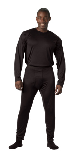 Rothco Gen III Silk Weight Underwear Top-Rothco