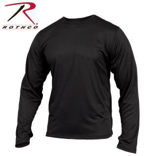 Rothco Gen III Silk Weight Underwear Top-Rothco