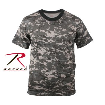 Rothco Kids Digital Camo T-Shirt-