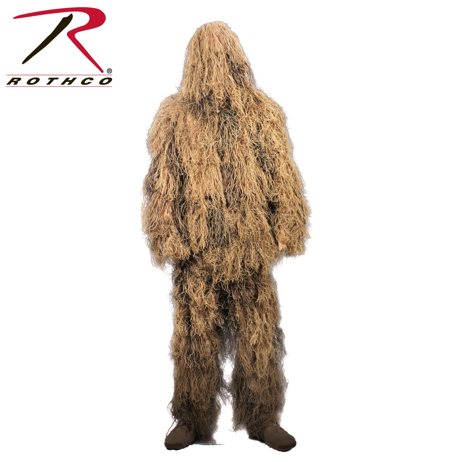 Rothco Lightweight All Purpose Ghillie Suit-Rothco
