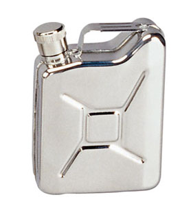 Rothco Stainless Steel Jerry Can Flask-