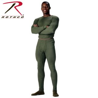 Rothco Thermal Knit Underwear Bottoms-Rothco