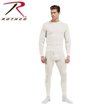 Rothco Thermal Knit Underwear Bottoms-13784-Rothco