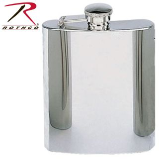 Rothco Stainless Steel Flask-