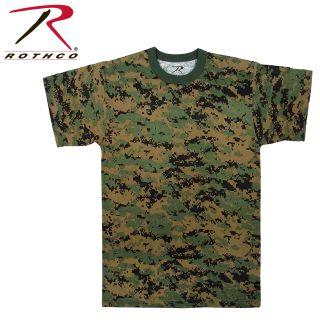 Rothco Digital Camo T-Shirt-Rothco
