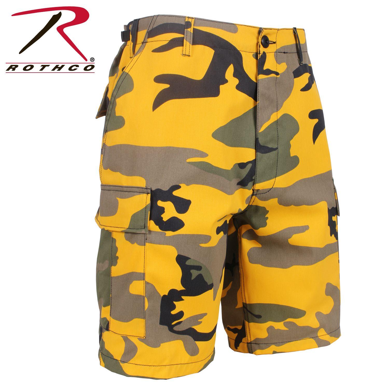 65007_Rothco Colored Camo BDU Shorts-Rothco