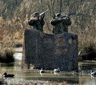 Rothco Military Type Camo Net-Rothco