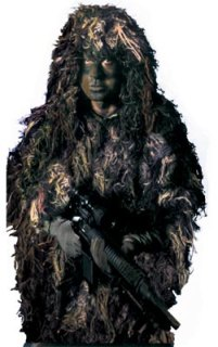 Bushrag The Complete Ghillie Suit Kit-