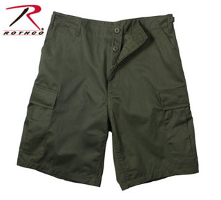 65200 Rothco BDU Short Poly/Cotton