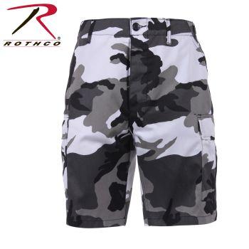 Rothco Colored Camo BDU Shorts-Rothco