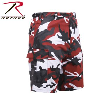 Rothco Colored Camo BDU Shorts-Rothco
