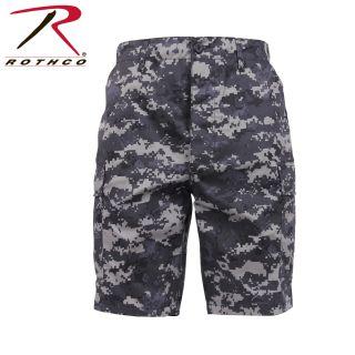 Rothco Digital Camo BDU Shorts-15582-Rothco