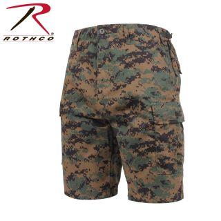 65413_Rothco Digital Camo BDU Shorts-