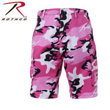 Rothco Colored Camo BDU Shorts-