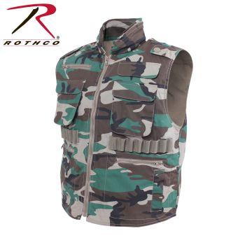 6550 Rothco ™ Camouflage Ranger Vest