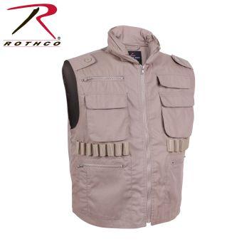 6552 Rothco Khaki Ranger Vest