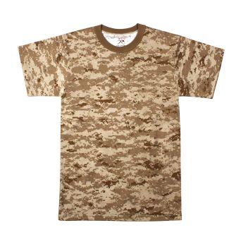 Rothco Kids Digital Camo T-Shirt-