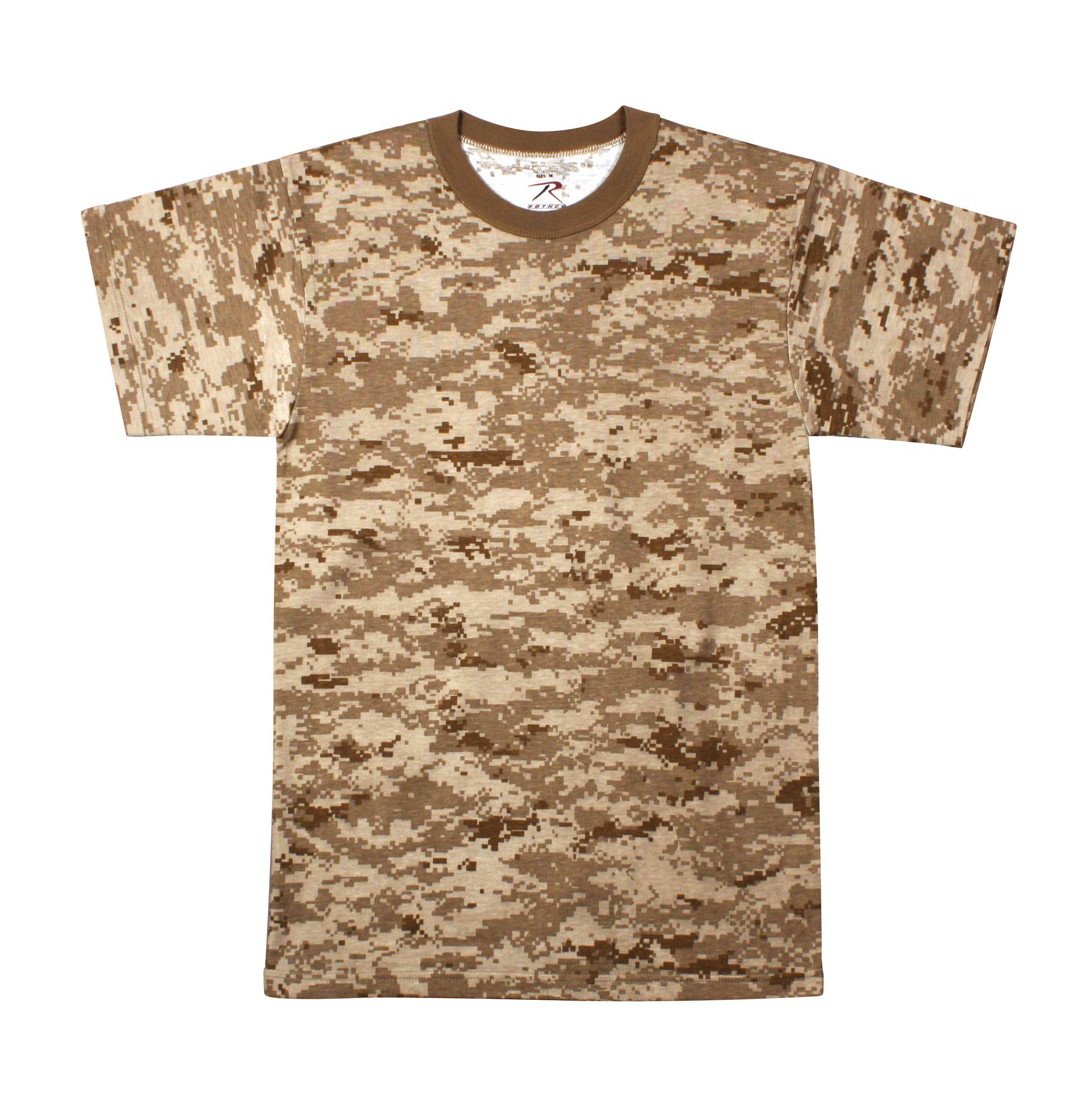4dac1340 Buy Rothco Kids Digital Camo T-Shirt - Rothco Online at Best price - VA