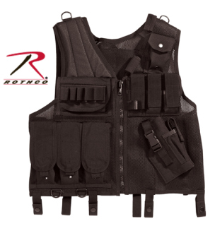 6594_Rothco Quick Draw Tactical Vest-Rothco