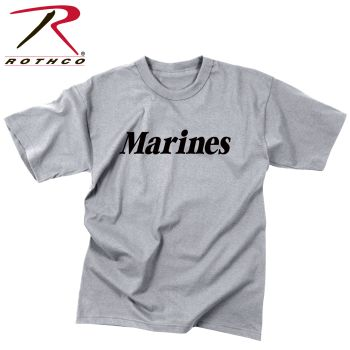 Rothco Kids Marines Physical Training T-shirt-
