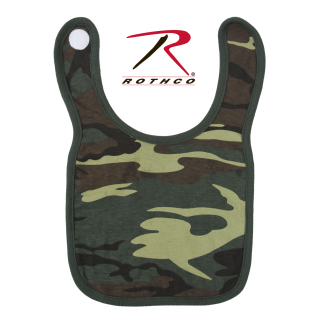Rothco Infant Camo Bib-
