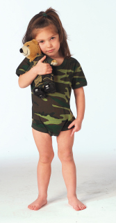 Rothco Infant Camo One-piece-Rothco