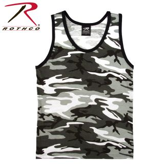 6607_Rothco Camo Tank Top-