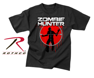 Rothco Vintage Zombie Hunter T-Shirt-