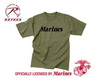 66157_Rothco Kids Marines Physical Training T-shirt-Rothco