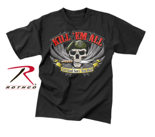 Rothco Kill Em All T-Shirt-