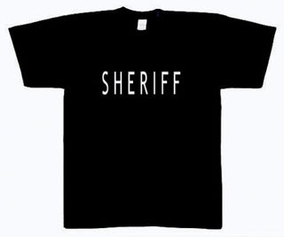 Rothco 2-Sided Sheriff T-Shirt-