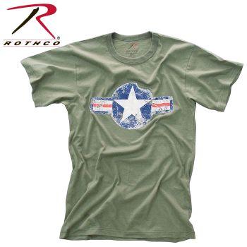 Rothco Vintage Army Air Corps T-Shirt-Rothco
