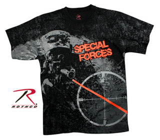Rothco Vintage Special Forces T-shirt-