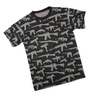 66350_Rothco Vintage 'Guns' T-Shirt-