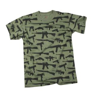 Rothco Vintage Guns T-Shirt-