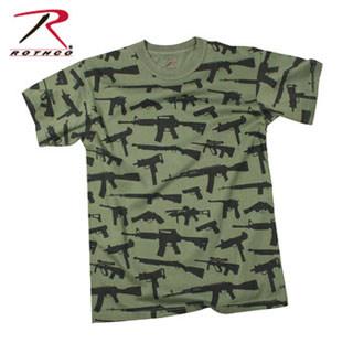 Rothco Vintage Guns T-Shirt-Rothco