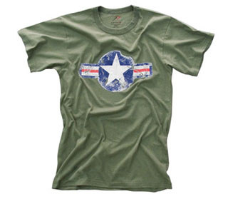 66401_Rothco Vintage 'Army' T-Shirt-
