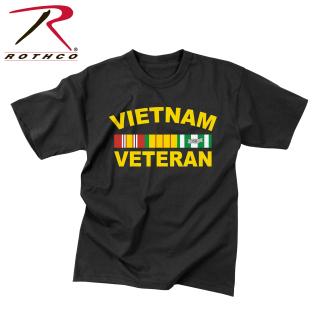 Rothco Vietnam Veteran T-Shirt-