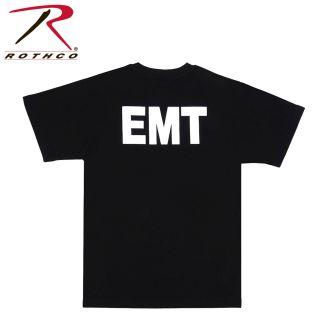 Rothco 2-Sided EMT T-Shirt-Rothco